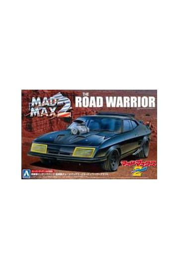 Mad Max 2 Plastic Modelkit 1/24 Ford Falcon Interceptor