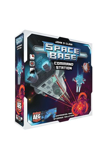 Space Base Board Game Expansion Command Station *English Version*