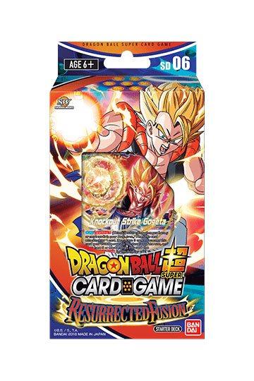 Dragon Ball Super Card Game Season 5 Starter Deck Resurrected Fusion