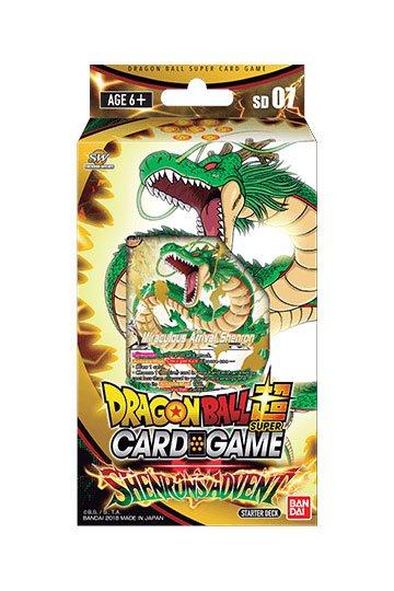 Dragon Ball Super Card Game Season 5 Starter Deck Shenron's Advent