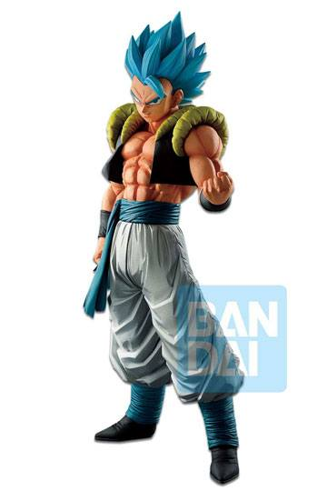 [RESERVA SEPT 2020]DRAGON BALL SUPER ESTATUA PVC ICHIBANSHO SUPER SAIYAN GOD SS GOGETA  30 CM