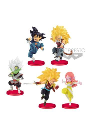 Super Dragon Ball Heroes WCF ChiBi Figures 7 cm Assortment Vol  2 (28)