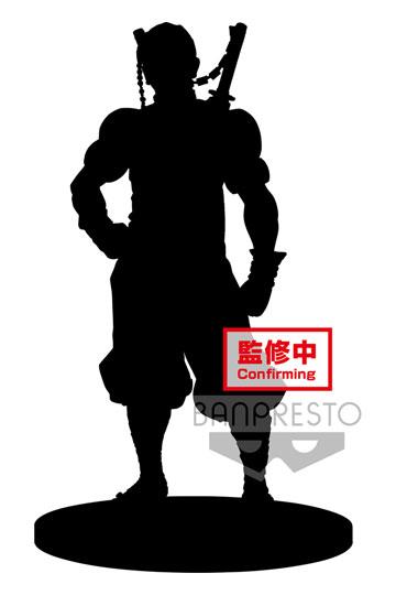 Demon Slayer Kimetsu No Yaiba Pvc Statue Tengen Uzui Sepia Color Version 18 Cm Тэнгэн удзуи / tengen uzui. heo com