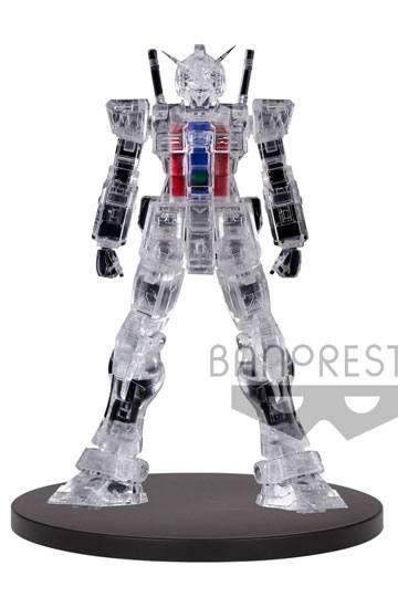 Mobile Suit Gundam Statue Internal Structure RX-78-2 Gundam Ver  B 14 cm
