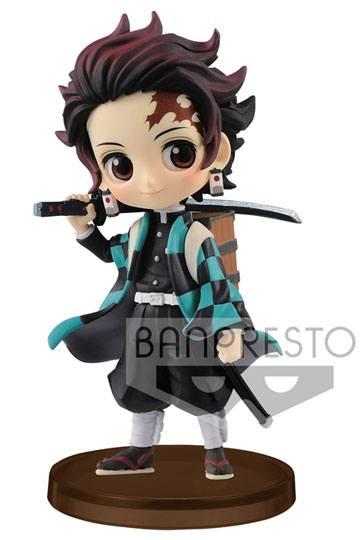 Demon Slayer Kimetsu no Yaiba Q Posket Petit Mini Figure Tanjiro
