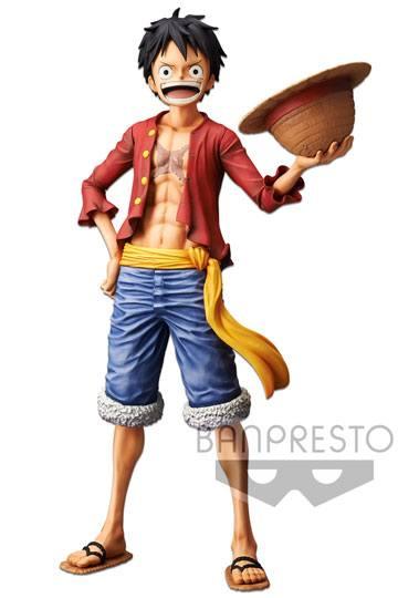 One Piece Grandista Nero Figure Monkey D Luffy 28 Cm