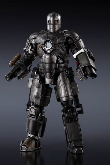 [RESERVA DE ENERO 2021] IRON MAN FIGURA S.H. FIGUARTS IRON MAN MK 1 (BIRTH OF IRON MAN) 17 CM