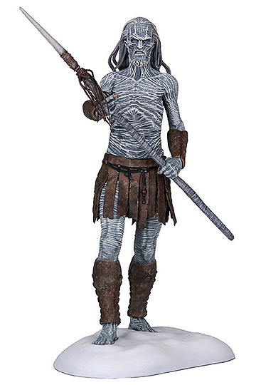 Game of Thrones PVC Statue White Walker 19 cm