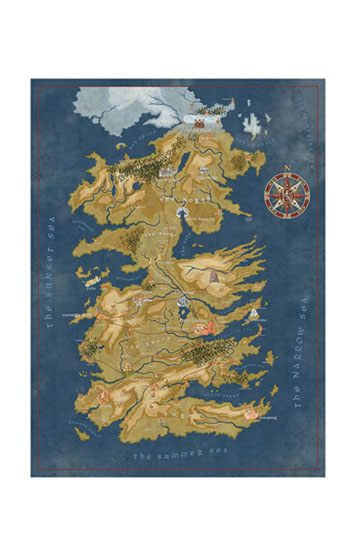 Game of Thrones Puzzle Cersei Lannister Westeros Map Game Of Thrones D Map Westeros Puzzle on crown lands map game of thrones, detailed map of westeros game of thrones, google map game of thrones,