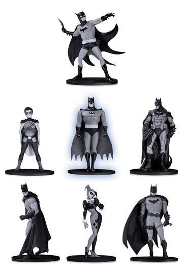 Pack Figurines White Blackamp; Pvc Batman 10 Cm Box 7 Set2 Aqc4jS53RL