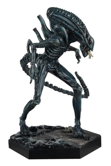 Predator Alien Life Size figure buste statue Collectible coulé Solide Hauteur 43 cm