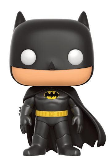 DC COMICS POP! HEROES VINYL FIGURA BATMAN (CLASSIC) 9 CM