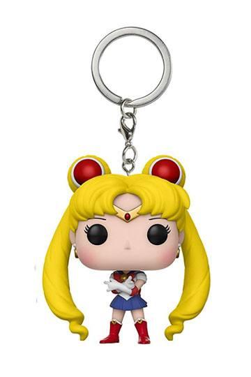 50a3d4da9e2 Sailor Moon Pocket POP! Vinyl Keychain Sailor Moon 4 cm