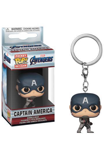 Captain America lego movie KEYCHAIN  keyring The Avengers