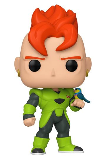 Figurine DragonBall Z Android 16 Pop 10cm
