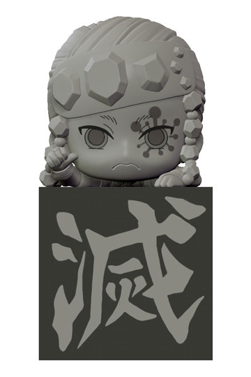 Demon Slayer Kimetsu No Yaiba Hikkake Pvc Statue Hashira 3 Uzui Tengen 10 Cm This figure is colored in a sepia tone to give the figure an entirely different feel! heo com
