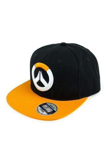 00f5daeafa4df Overwatch Adjustable Cap Logo