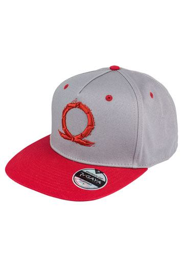 7aedd9b54a629 God of War Snapback Cap Serpent Logo