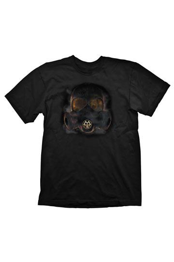 eb849f910b9622 Metro Exodus T-Shirt Spartan Helmet