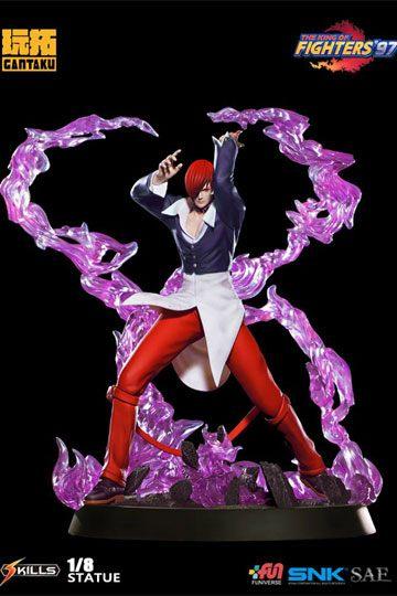 Iori Yagami The King of Fighters '97 1/8 Statue by Gantaku