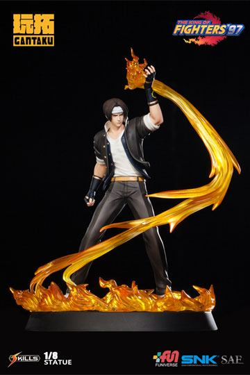 Kyo Kusanagi The King of Fighters '97 1/8 Statue by Gantaku