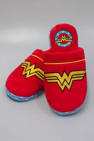 DC Comics Slippers Wonder Woman Size L