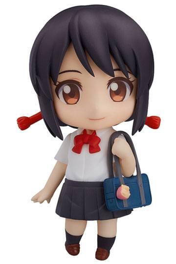 Kimi No Na Wa Nendoroid Action Figure Mitsuha Miyamizu 10 Cm