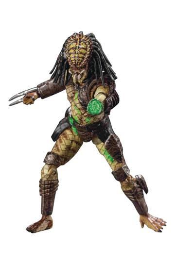 "Predator 2 Warrior Predator Action Figure Alien Hunter PVC Toy Doll 8/"""