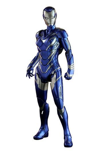 Rescue Iron Woman Pepper Potts Mini figure Avengers Endgame