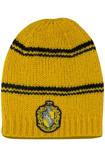 f816f886d63 Harry Potter Slouchy Beanie Hufflepuff