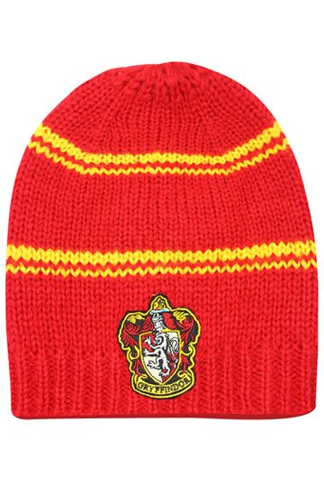 d250955e2a9 Harry Potter Slouchy Beanie Gryffindor Red