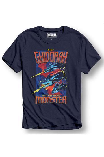 71d380571878 Godzilla T-Shirt King Ghidorah