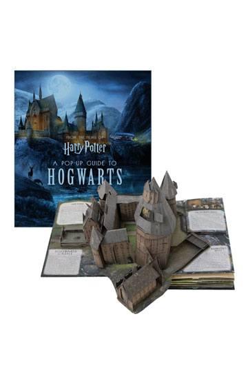 HARRY POTTER HOGWARTS CASTLE 3 D STUNNING CARD