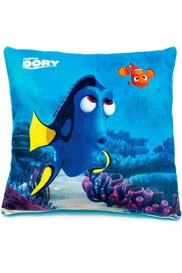 Finding Dory Pillow Dory & Nemo 33 x 33 cm