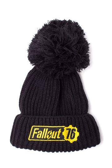 4df73791cab Fallout 76 Beanie Bobble Logo