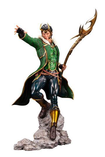 Marvel Universe ARTFX Premier PVC Statue 1/10 Loki 28 cm