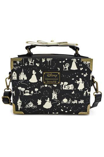 Disney by Loungefly sac à bandoulière AOP Disney Princess