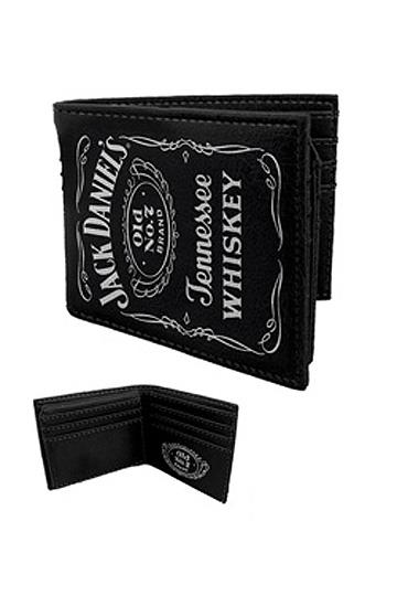 Jack Daniel´s Wallet Classic Logo