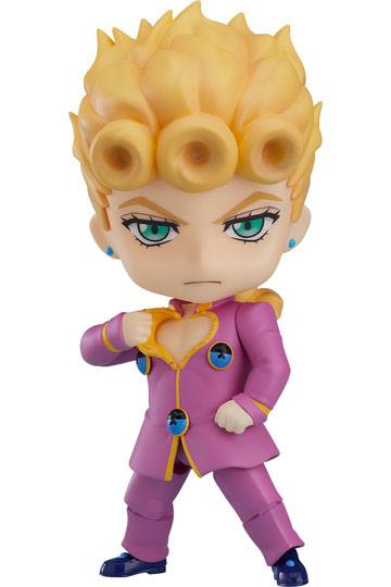 Jojo's Bizarre Adventure Golden Wind Nendoroid Action Figure Giorno