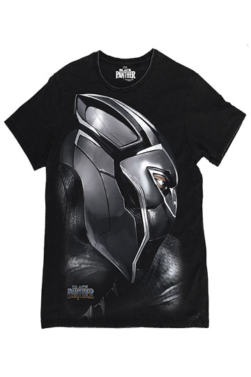 Black The Panther T Side Shirt ID9WEH2