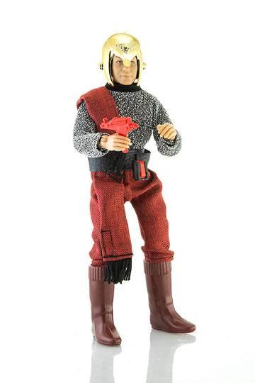 Star Trek WoK Action Figure Khan Noonien Singh 20 cm MEGO