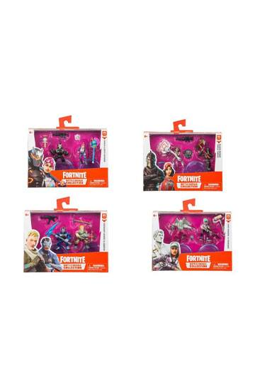 Fortnite Battle Royale Collection Mini Figures 2-Pack 5 cm Wave 1