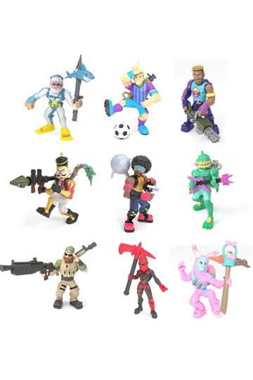 Fortnite Battle Royale Collection Minifiguren 5 Cm Wave 2 Sortiment 12