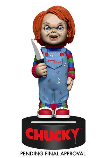 Child's Play Body Knocker Bobble-Figure Chucky 16 cm