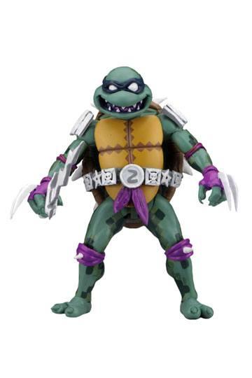 NECA Teenage Mutant Ninja Turtles Donatello y Krang 2 Pack