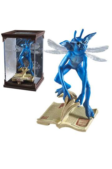 Film-fanartikel Aufsteller & Figuren Harry Potter Magical Creatures Statue Crookshanks 13 Cm