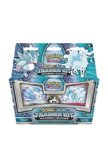 Pokémon Sun & Moon Trainer Kit 11 Alolan Sandslash & Alolan