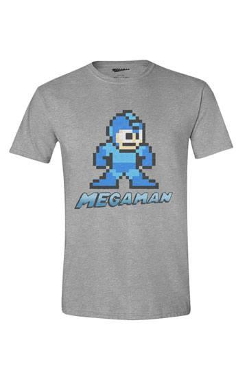 72db883356ba1 Mega Man T-Shirt 8-Bit