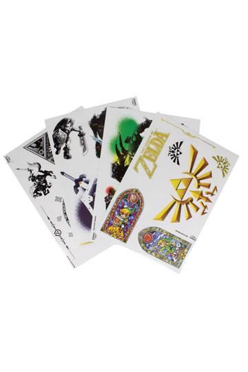 Zelda Of Legend Set Vinyle Hyrule 21 Autocollants WYDE9H2I