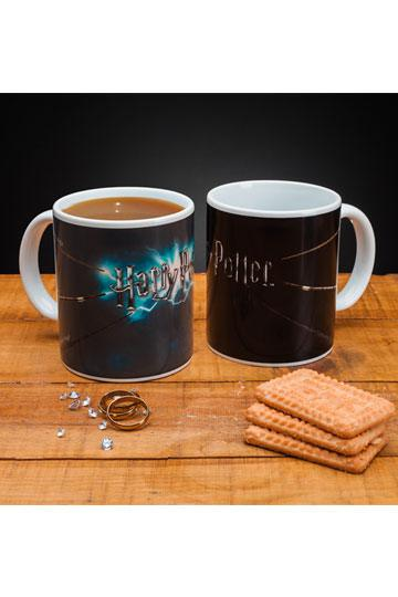Harry Potter Tasse Mit Thermoeffekt Magic Wand